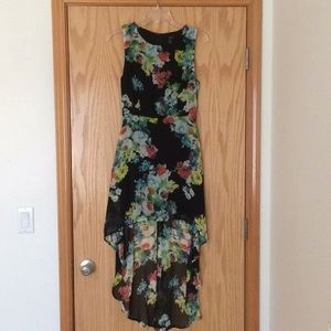 High-low dress. Worn once.